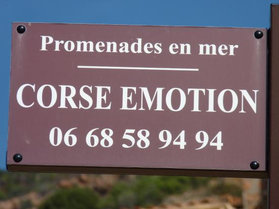Corse Emotion Promenades en Mer: Corse emotion