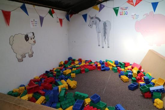 Κένταλ, UK: play area