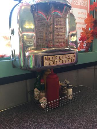 59er Diner & Cabins: Go back in time :)