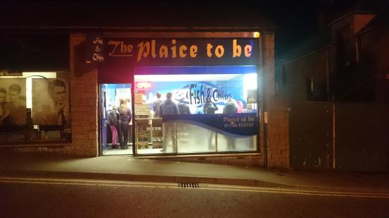 The Plaice to Be: View From Outside