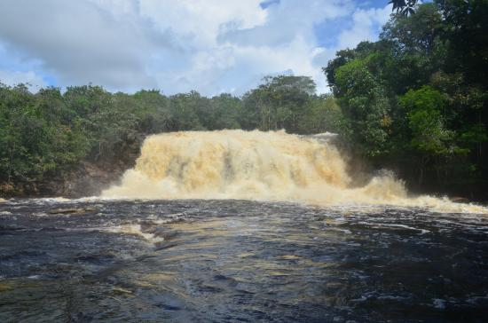 Hotel Iracema Falls: Cachoeira principal