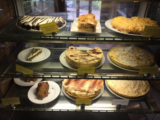 Red Barn Gallery: An amazing collection of deserts to choose from