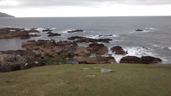Dugort, Irlandia: view from hotel
