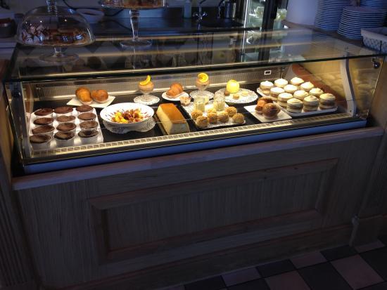 Lili Rosa : La vitrine à dessert