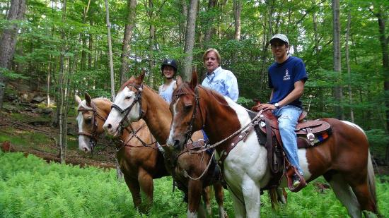 Croton on Hudson, Estado de Nueva York: Westchester Trail Rides