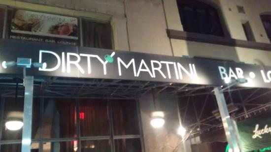 Dirty Martini DC