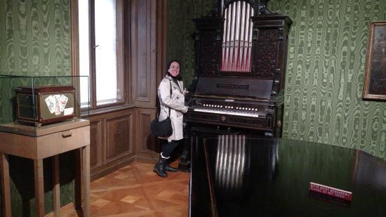 Johann Strauss Museum : Museu de Johann Strauss