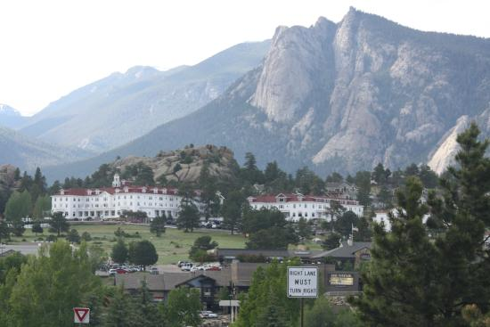 BEST WESTERN PLUS Silver Saddle: The Stanley Hotel- used in The Shining movie