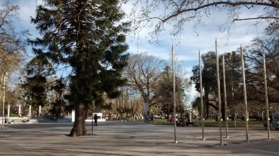 Plaza de los Mastiles