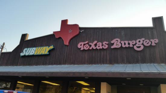 Texas Burger/Subway