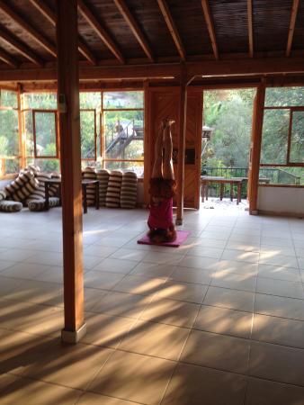 Angels Garden: Yoga Room