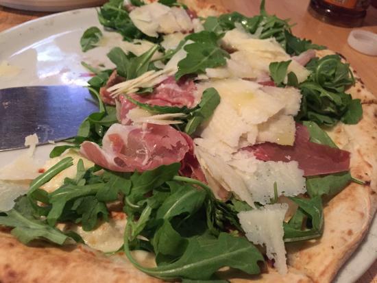 Vecchia Napoli: Covaccino Pizza