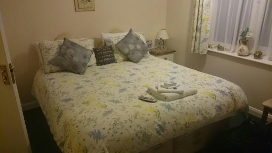 Rosevale Bed and Breakfast: Rosevale Lowestoft.