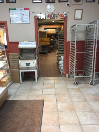 Parziale's Bakery Incorporated: Inside