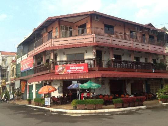 Mekong Crossing Guesthouse