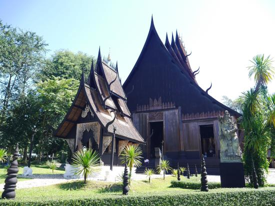 photo8.jpg - Picture of Baan Dam Museum, Chiang Rai - TripAdvisor