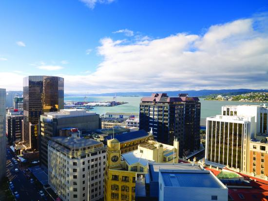 Travelodge hotel wellington updated 2018 reviews price for 1 the terrace wellington