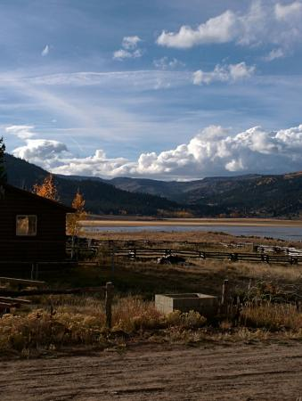 Lovely picture of panguitch lake adventure resort for Panguitch lake fishing report