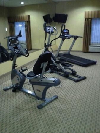 La Quinta Inn & Suites Orange: Fitness Center