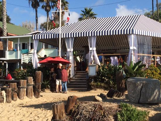 Beachcomber Restaurant Newport Beach California