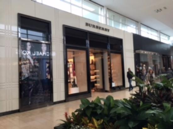 a583aba6609e Burberry - Picture of Yorkdale Shopping Centre