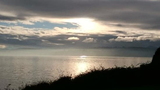 Esquimalt, Canadá: Cloudy day!