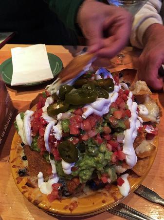 Sharky's Cantina: Nachos