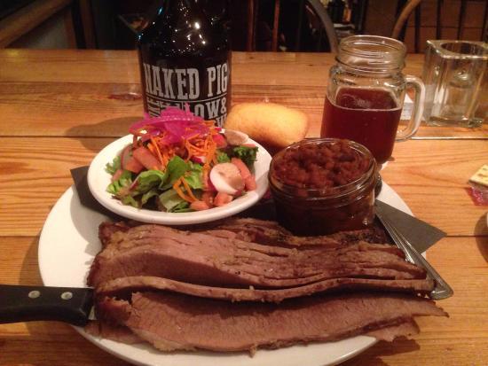 The Naked Pig BBQ and Smokehouse — Okanagan Valley Vagabonds