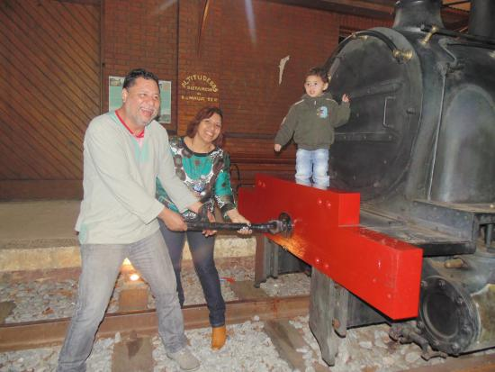 Museu do Trem Estacao Nogueira