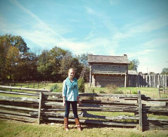 Historic Mansker's Station Frontier Life Center Picture
