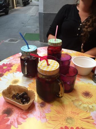 Un bon repas entre copines foto di chez memere nizza for Repas entre copines