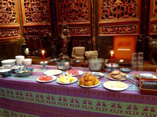 Zen Garden Hotel (Wuyi Yard): Breakfast - 35 yuan per person