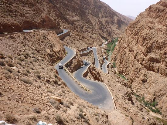 Aremd, Morocco: Canyon du Todra