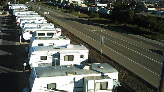 Le Sage Riviera Rv Park 5 Feet Away From The Busy Ca Hwy 1