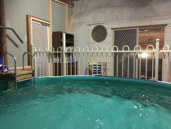Pool - Down to Erth B&B Photo