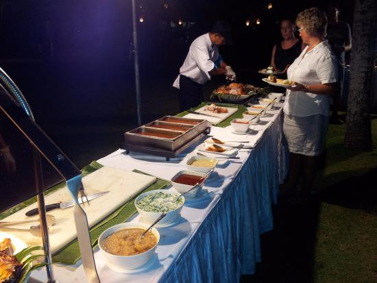 Sol Beach House Bali Benoa by Melia Hotels International: More lovely food