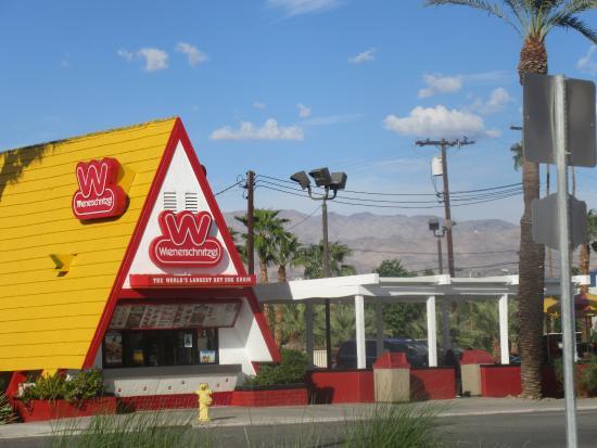 Food Restaurants In Palm Springs California