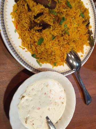 Indian / Nepalese cuisine store Jaga Shinmaruko branch