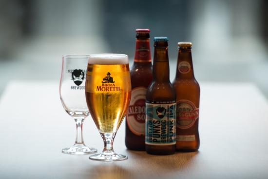 The City Restaurant: Craft Beers