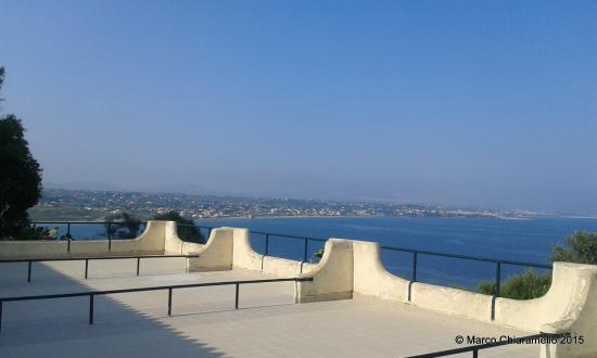 il terrazzo sul mare - Bild von Citta del Mare Hotel Village ...