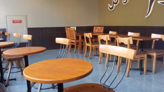 Tully's Coffee, Canal City Hakata