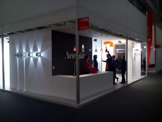 Artemide - Изображение Выставочный Центр Крокус Экспо, Москва ... 939fb1bc77a