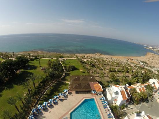 Kotsias Villas: Helios bay hotel