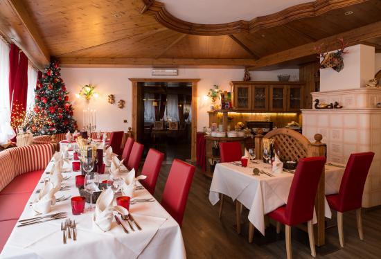 Hotel Italia: sala ristorante