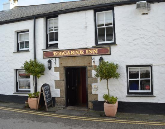Newlyn, UK: Good pub with excellent food
