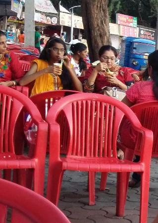 New Bombay Pav Bhaji