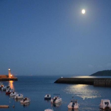 L'adresse : Vue magnifique sur le port de Binic