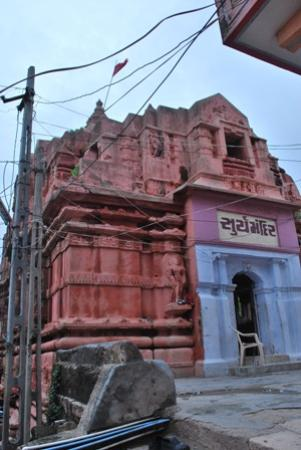 Suraj Mandir: Another view of the temple