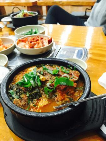 Jomaru Gamjatang Gwangmyeong