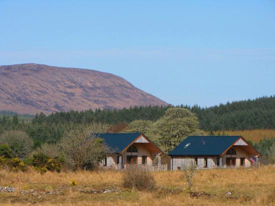 Dromahair, Irland: View